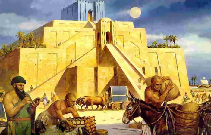 ранняя столица Ассирии