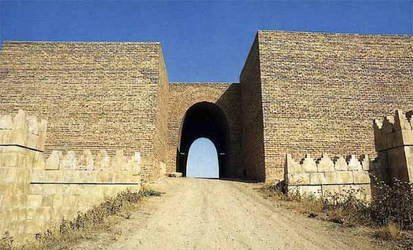 столица Ассирии в древности