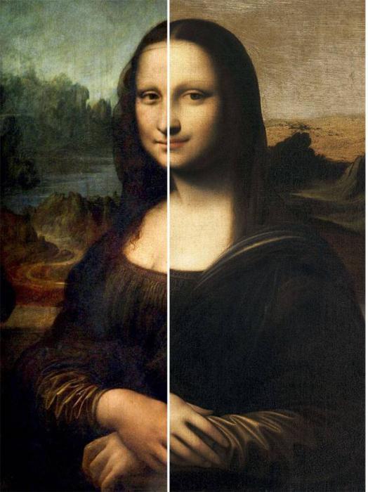 мона лиза музей