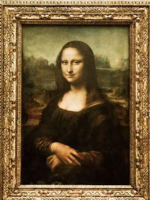 где находится картина мона лиза
