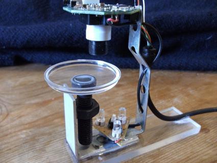 микроскоп из веб камеры