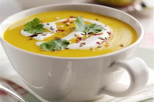рецепт чечевичного супа с мятой
