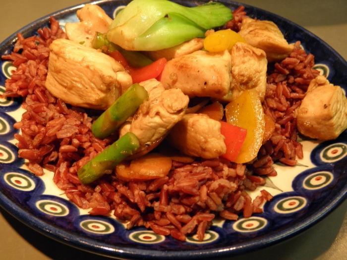 длиннозерный рис - рецепты, статьи на