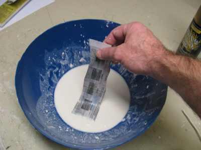 как делать папье маше из бумаги