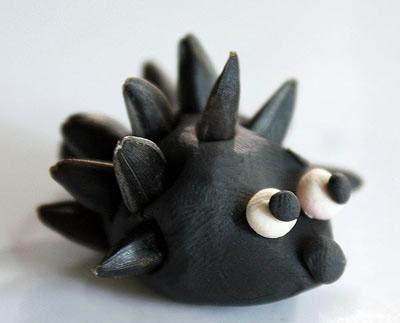 фигурки из пластилина своими руками