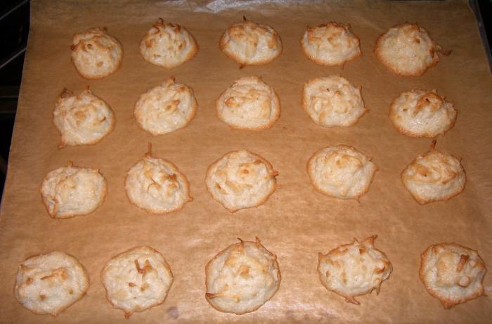 Печенье Кокосанка: рецепт с фото