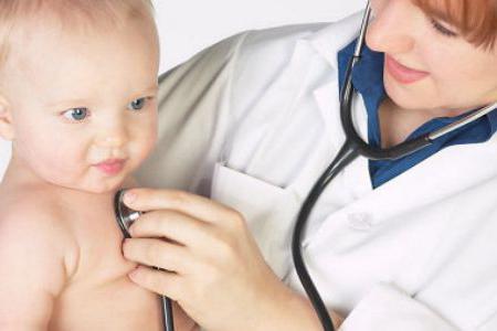 хрипы при дыхании у ребенка