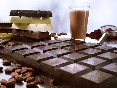 Как сделать горячий шоколад в домашних условиях из плиток