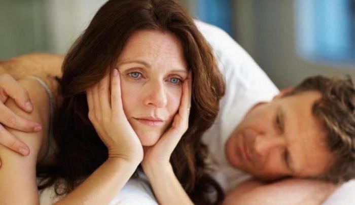 Сухость в интимной зоне причины и лечение 50