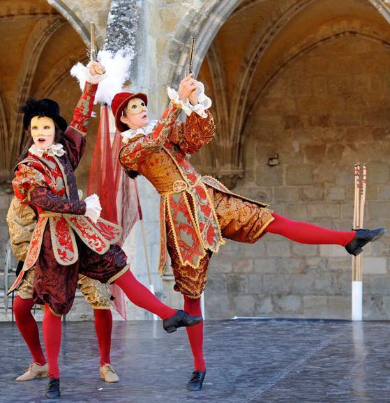 марлезонский балет что это