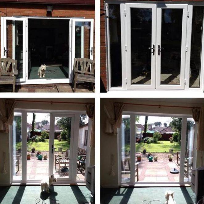 пластиковые двери ремонт