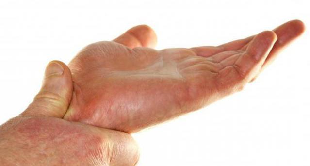 мышечная слабость в руках