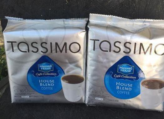 Кофеварка тассимо капсулы