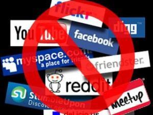 Вирус блокирующий социальные сети