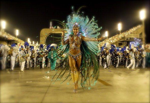 рио де жанейро бразилия карнавал