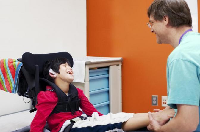 особенности детей с умственной отсталостью