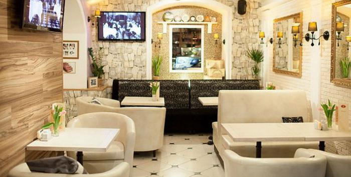 мафия ресторан