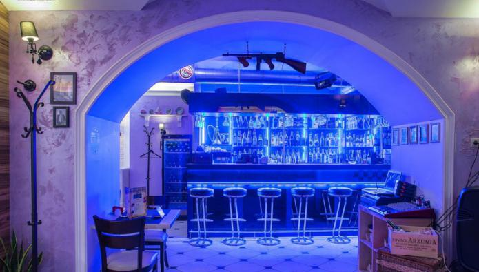 ресторан клуб мафия