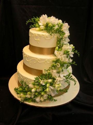 Оформление тортов или как создать
