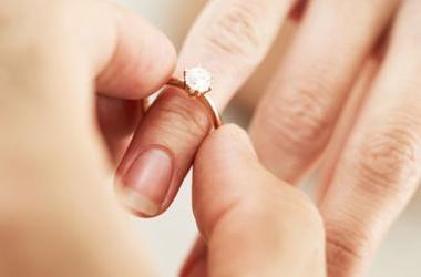 Приснилось, что снимаете кольцо с пальца — к отказу от обещаний, данных кому-то прежде.