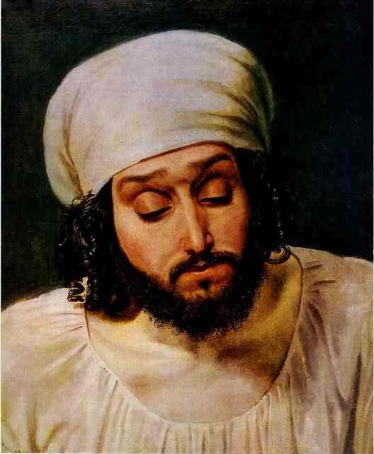 явление христа народу история картины
