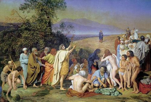 александр иванов явление христа народу