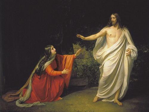 иванов явление христа народу