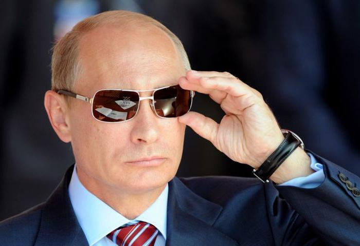 дата рождения президента путина