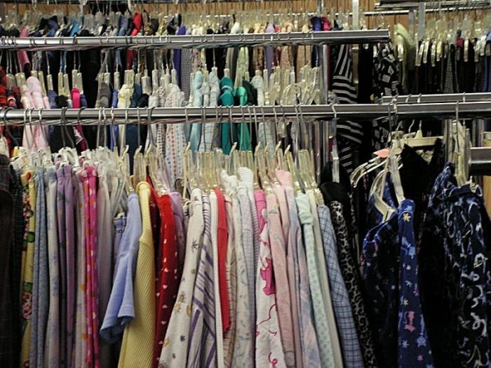 параметры размеров одежды