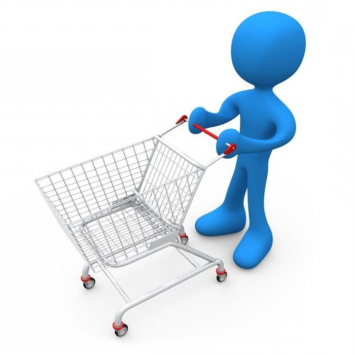 моделирование покупательского поведения