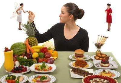 подбор продуктов для похудения