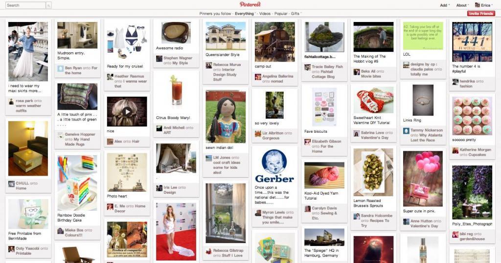 Как пользоваться Pinterest: руководство для новичков
