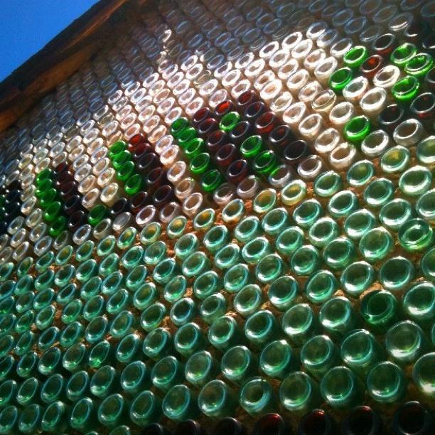 дом из пластиковых бутылок своими руками фото датского клуба под