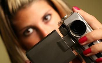 Как снимать видео любительской видеокамерой