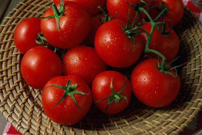 аллергия на помидоры симптомы