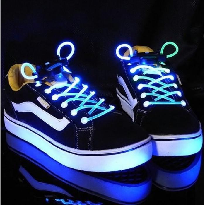 Как сделать своими руками светящийся шнурки