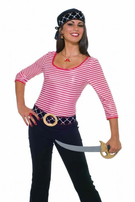 Карнавальный костюм пирата своими руками
