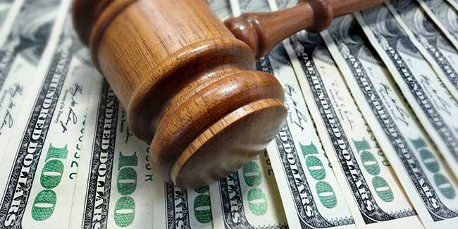 Материальная ответственность в суде