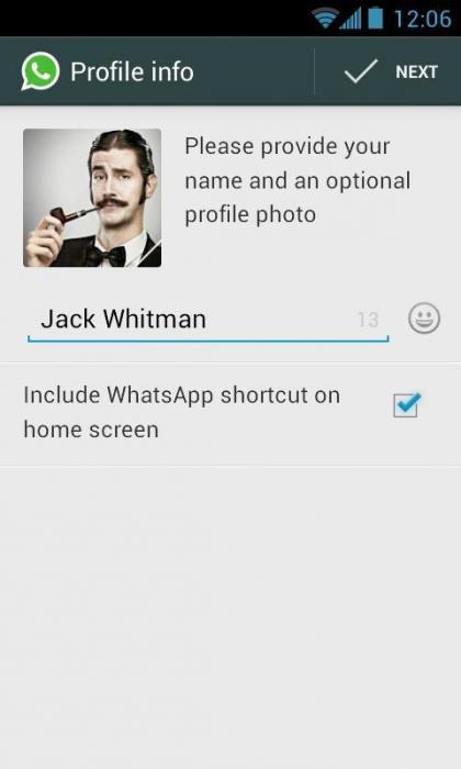 вотс ап для андроид