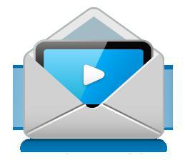отправить видео по электронной почте
