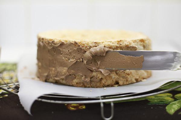Крем для киевского торта