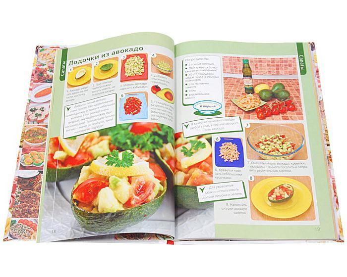 рецепты салатов от анастасии скрипкиной