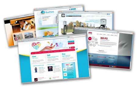 виды сайтов в интернете
