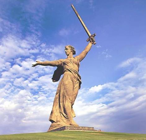 Достопримечательности Волгограда - живое воплощение тягот войны - FB.ru