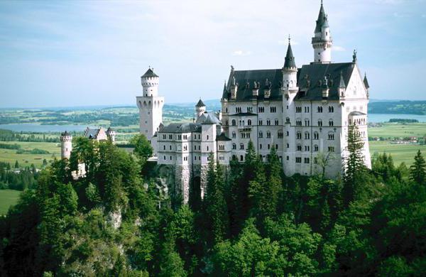 Топ 20 — Достопримечательности Германии: фото, карта ...