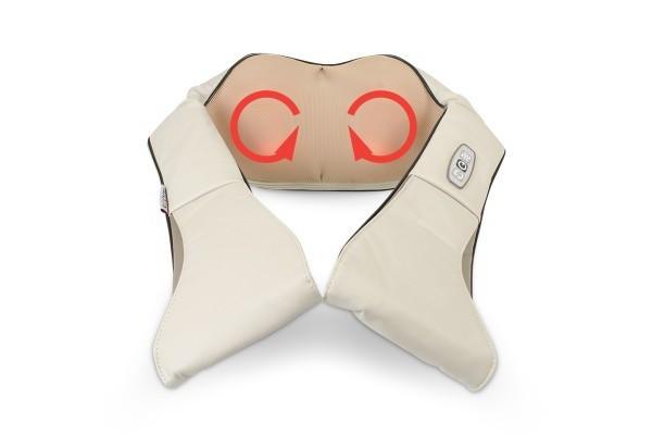 массажная подушка для шеи и плеч отзывы