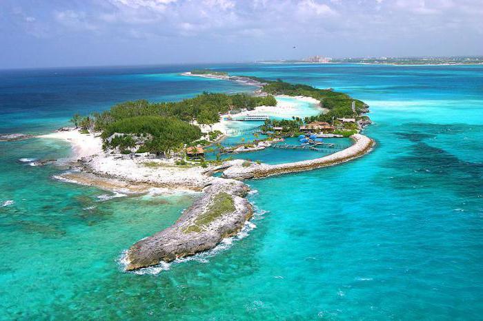 багамские острова язык