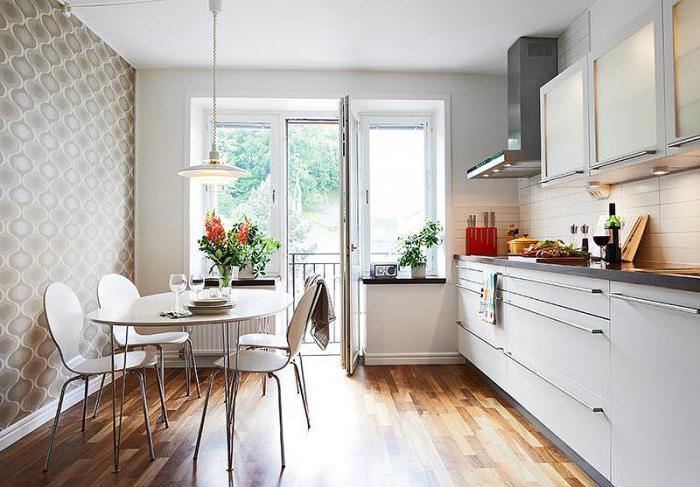 дизайн прямоугольной кухни 11 кв