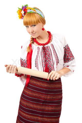 Народный костюм своими руками фото