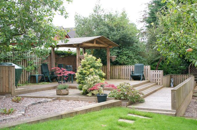 for Easy small garden design ideas